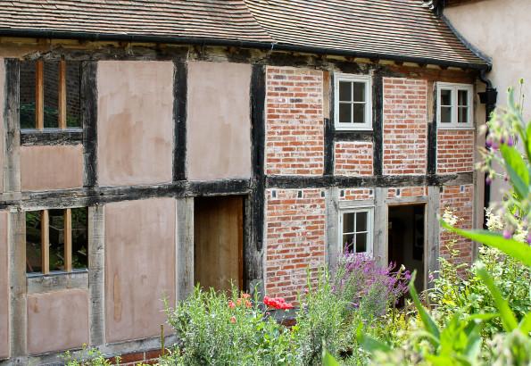 medieval building exterior
