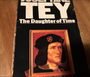 Cover of The Daughter of Time