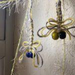 woven dragonflies
