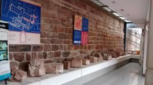 stone building remnants