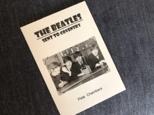 cover picture of the young Beatles