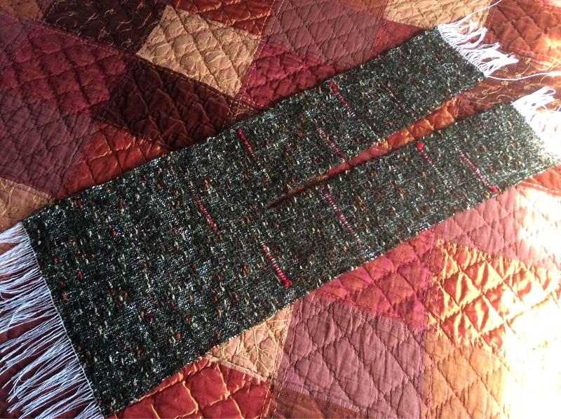 dark textured wool